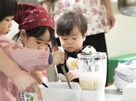 食の学校開催レポート~第2回 マルマメン工房増田さんの豆腐づくり編~