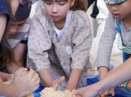 子どもと大人の食の学校~第9回 手づくり味噌編~
