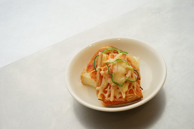 おうちで給食~ピザトースト~